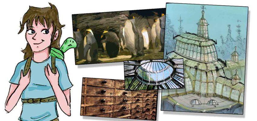 panda vertelt over haar favoriete vakantieplekjes