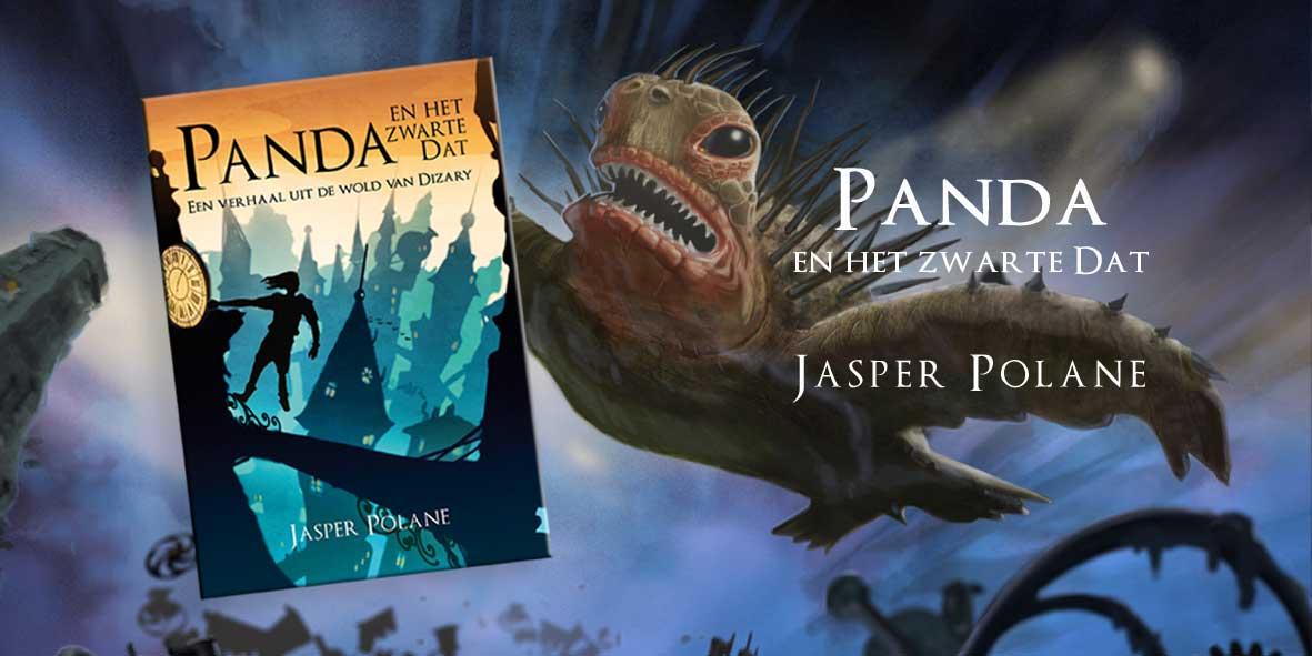 Panda en het zwarte Dat, Jasper Polane