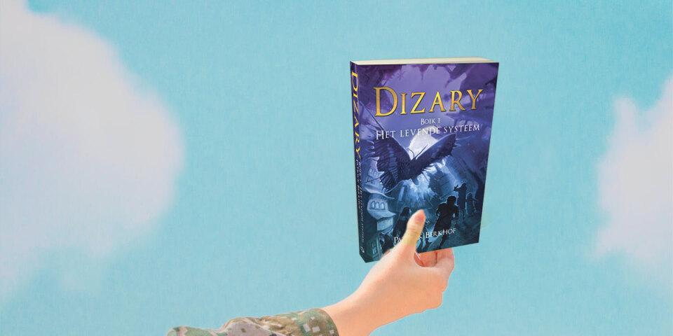 nog zo'n verslavend boek voor de zomervakantie is boekentop, Patrick Berkhof Dizary, leestip