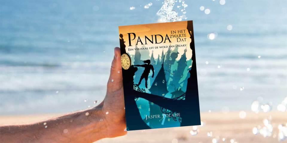 nog zo'n verslavend boek voor de zomervakantie is boekentop, Jasper Polane, Panda.