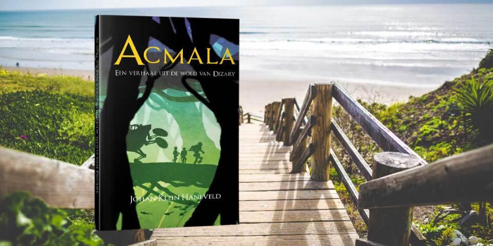 nog zo'n verslavend boek voor de zomervakantie is Acmala van Johan Klein Haneveld