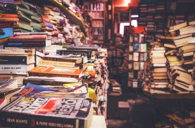 Paperback-boek dag vier je met een… paperback