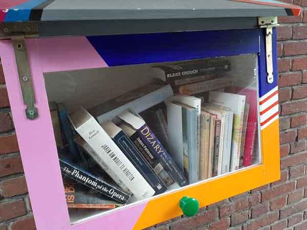 Project Dizary in de bibliotheek, Patrick Berkhof