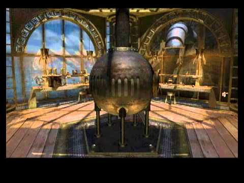 Myst, #videogamesday, mijn favoriet is Myst