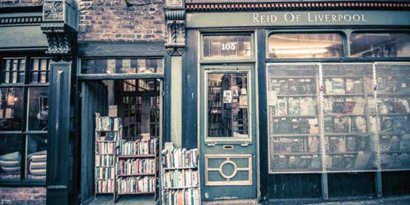 Buy a book day 1, koop een boek dag, 7 september