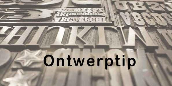 Boekomslag ontwerp tip - Maak een knaller van een cover