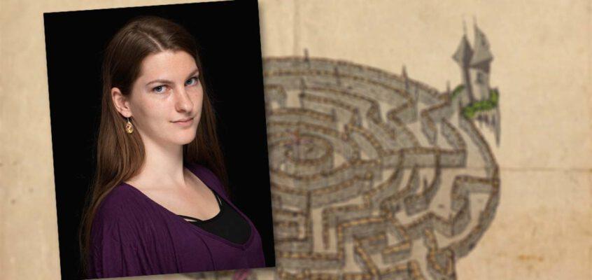 Annemiek Steur schrijft voor Project Dizary