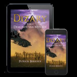 Dizary | Demonen van Myradé | Patrick Berkhof | E-book