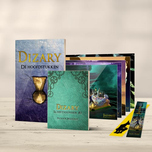 Gratis goodies Dizary