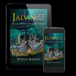 Jalvin en het rijm van de Wold | Patrick Berkhof | E-book