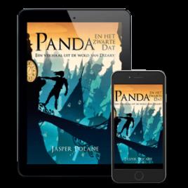 Panda en het zwarte Dat | Jasper Polane| E-book