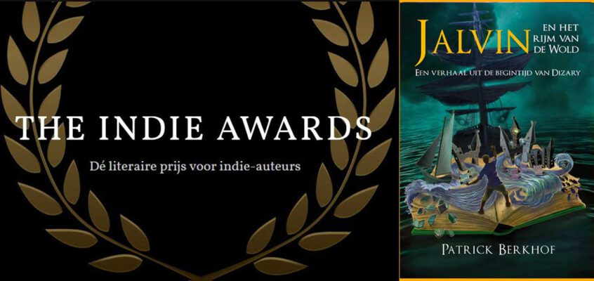 Stem voor Jalvin bij The Indie Awards