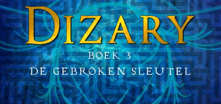 Ik ben begonnen met Dizary boek 3