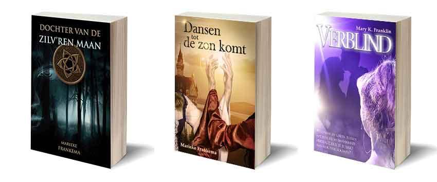 Boeken van Marieke Frankema