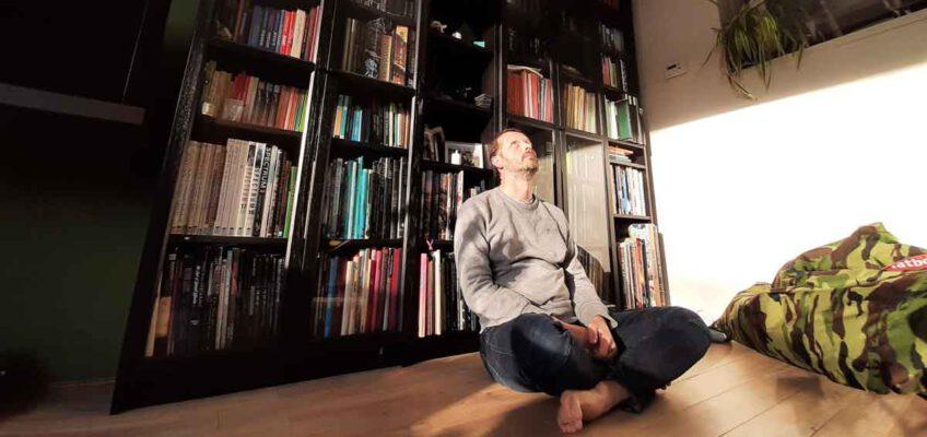 patrick berkhof, boekenkast
