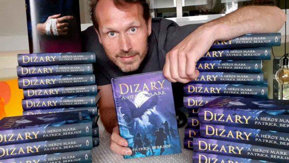 Patrick Berkhof, a hero's mark, Dizary