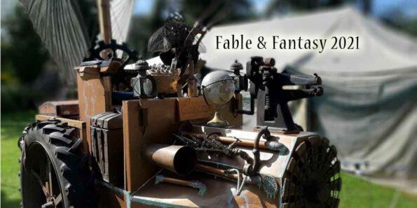 Dizary op Fable en Fantasy festival 2021