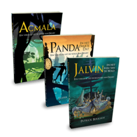 Acmala, Panda, Jalvin